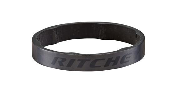 Ritchey WCS hiilikuitu 5 mm 5 kpl , musta
